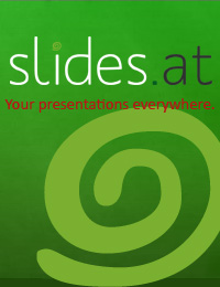 Slides.at - Your presentations everywhere